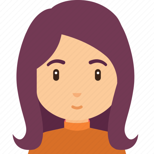 avatar, beautiful, fashion, female, girl, hair, hairstyle icon