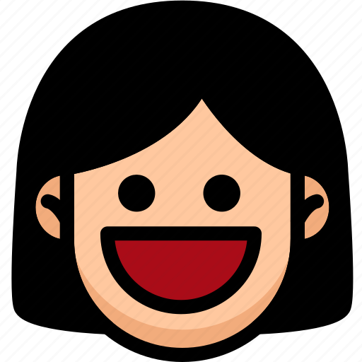 Emoji, emotion, expression, face, feeling, happy icon - Download on Iconfinder