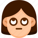 emoji, emotion, expression, eyes, face, feeling, rolling icon