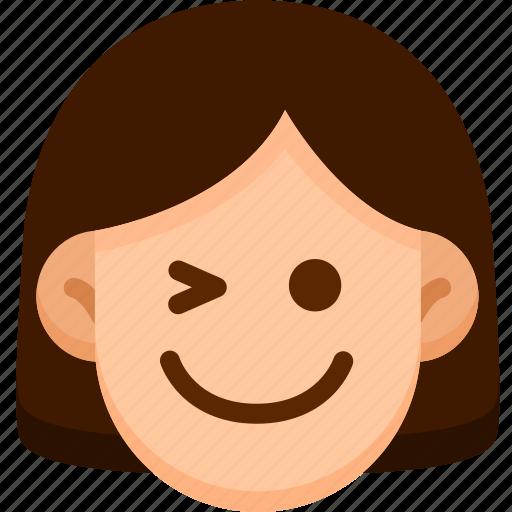 emoji, emotion, expression, face, feeling, smile icon