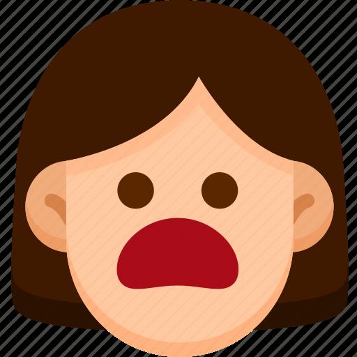 emoji, emotion, expression, face, feeling, stunning icon
