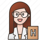 archivist, author, expert, historian, specialist icon