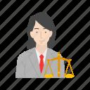 attorney, female, female lawyer, lawyer