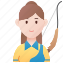 archery, arrow, competition, shooter, sports icon