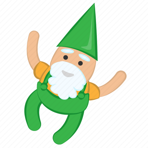 celebration, christmas, cute, decoration, fun, gift, gnome, holiday, winter icon
