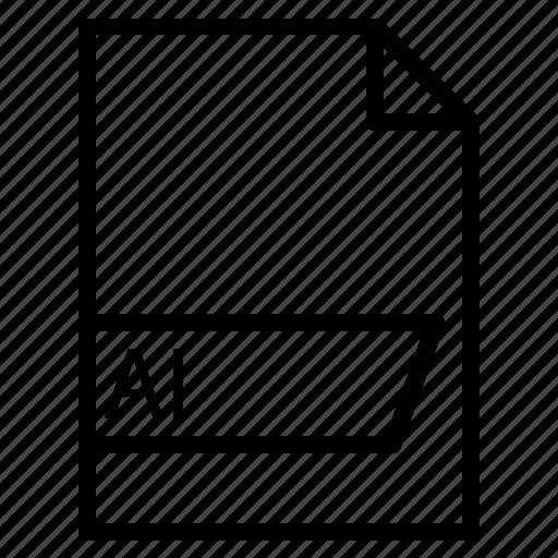 data, file, folder, format icon