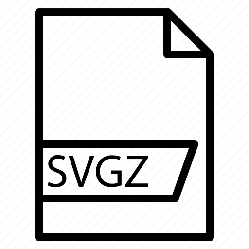 data, file, folder, format, svgz icon