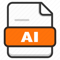 document, documents, file, files, format, illustrator icon
