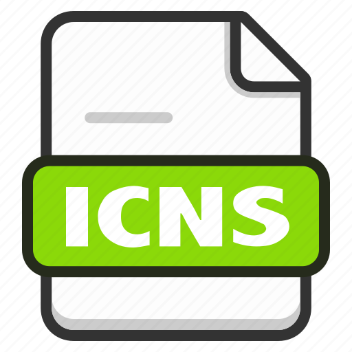 Icns, document, file, files, format, page, text icon - Download on Iconfinder
