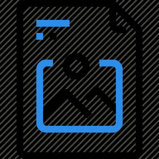 document, file, file type, format, image, media, photo, travel icon