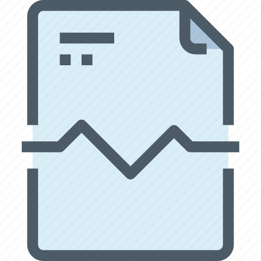 business, document, file, graph, paper, report icon