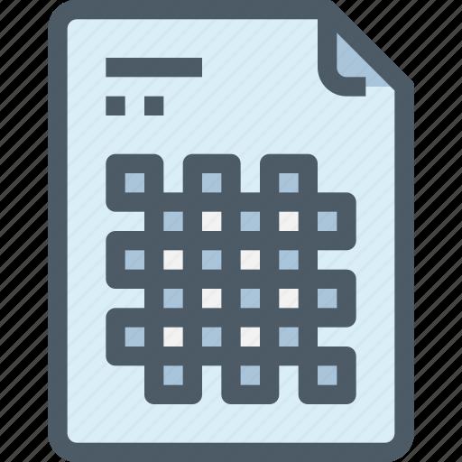 document, file, paper, photo icon