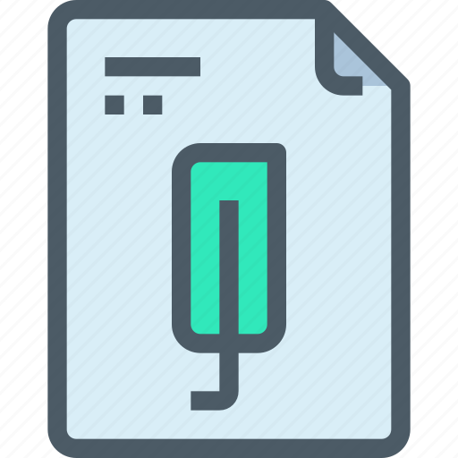 document, file, graphic, paper icon