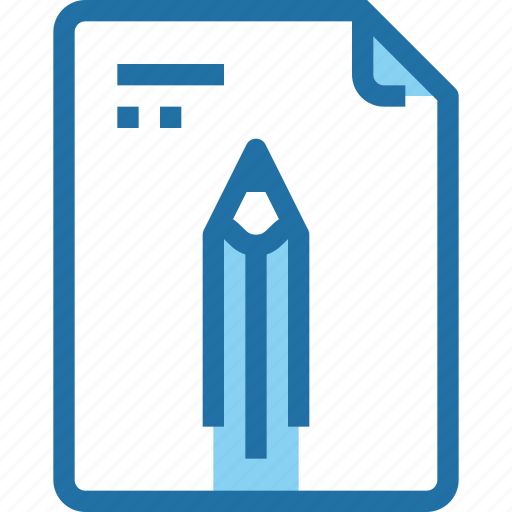 document, education, file, learn, learning, paper, school icon