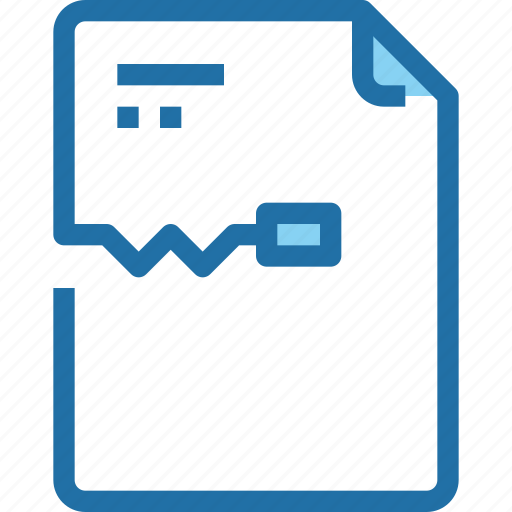 business, document, file, management, office, paper icon