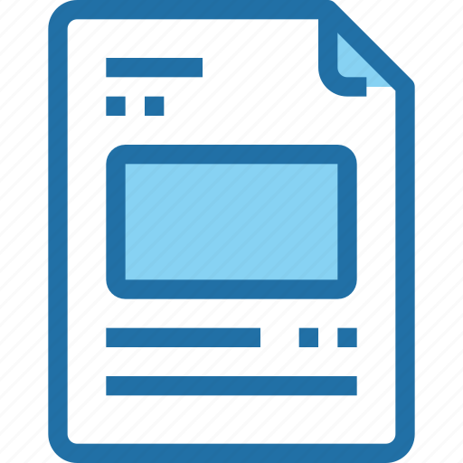 business, content, document, file, paper icon