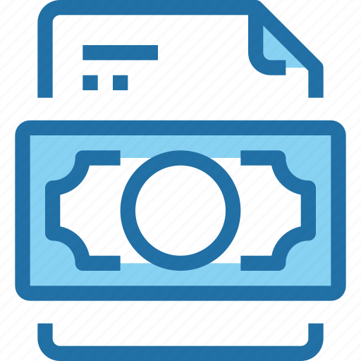 bank, banking, business, document, file, finance, paper icon