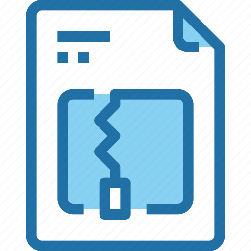 document, file, management, office, paper, zip icon