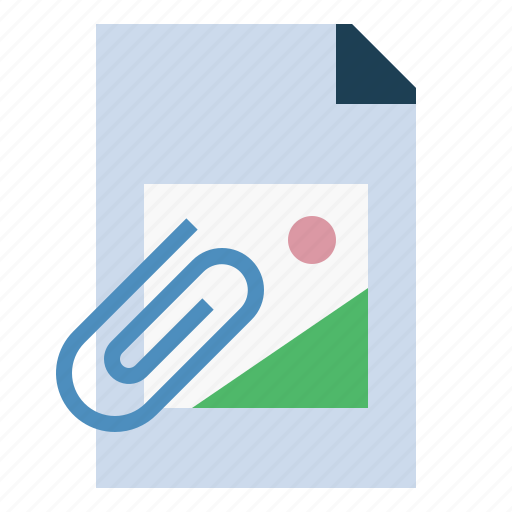 Add, attach, clip, document, paper icon - Download on Iconfinder