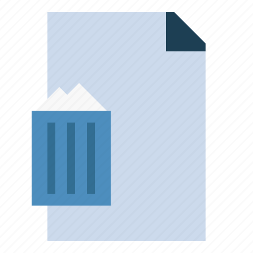 Archive, bin, document, file, trash icon - Download on Iconfinder