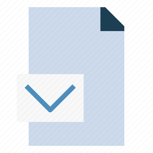 Document, email, envelope, file, message icon - Download on Iconfinder