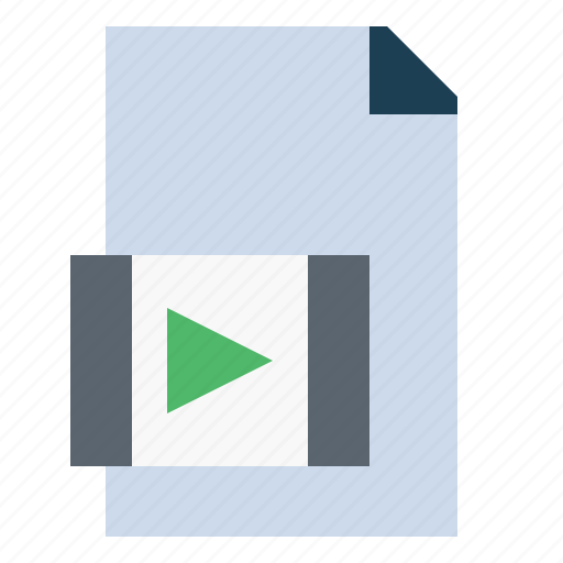 Avi, file, format, interface, video icon - Download on Iconfinder