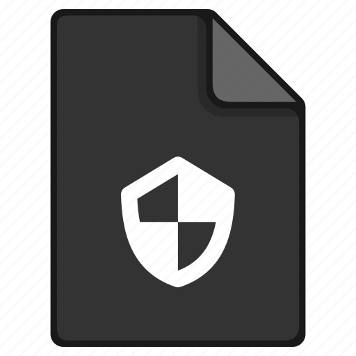 documents, file, insurance, protection, safe icon