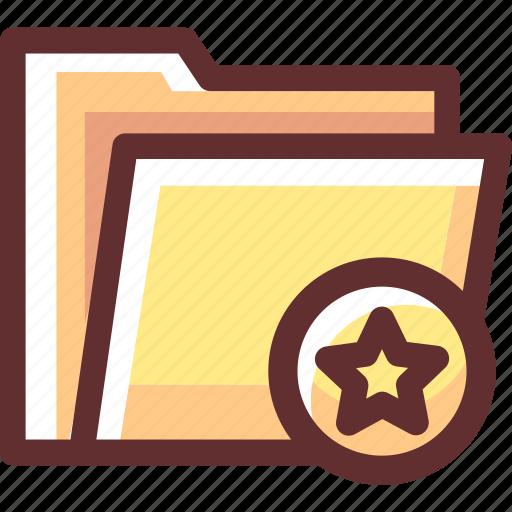 Favorite, folder, heart, rating, star icon - Download on Iconfinder