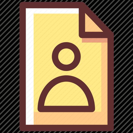 account, person, profile, user, users icon