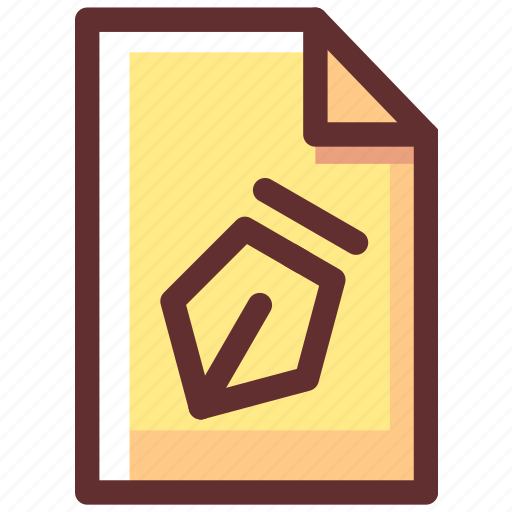 Draw, edit, graphic, pen, pencil, tool, tools icon - Download on Iconfinder