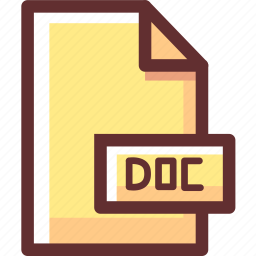 data, doc, document, file, format, type icon