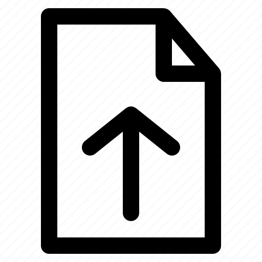 Data, document, file, files, folder, upload icon - Download on Iconfinder