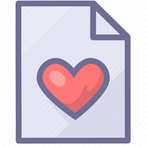 document, file favorites, paper icon