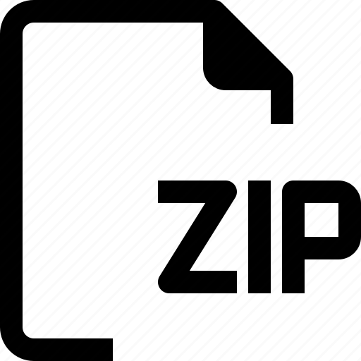 achive, document, file, format, paper, zip icon