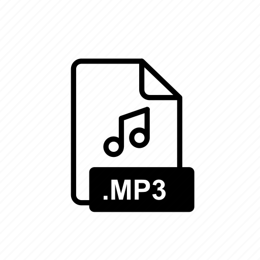 data, extenstion, file, folder, mp3, open, storage icon