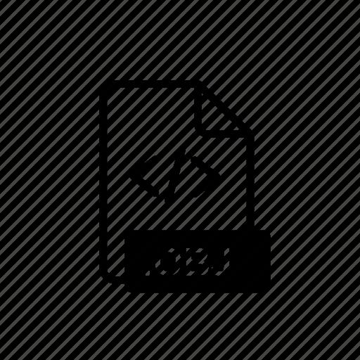data, file, file extension, folder, obj, open, storage icon