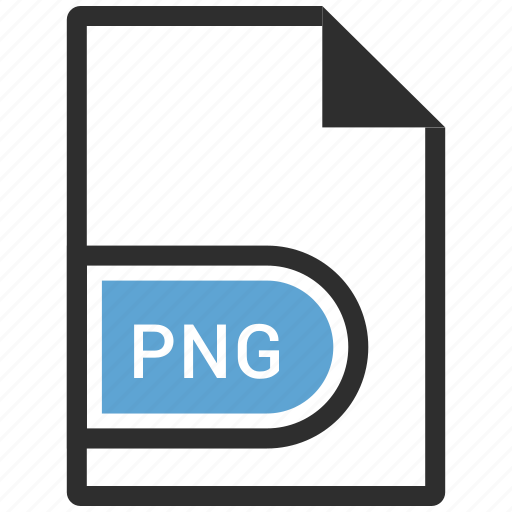 document, png file, raster image icon
