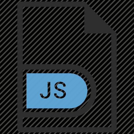 coding, file, js icon