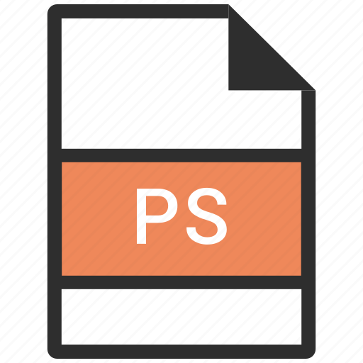 adobe, file, ps icon