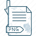 document, file, format, png