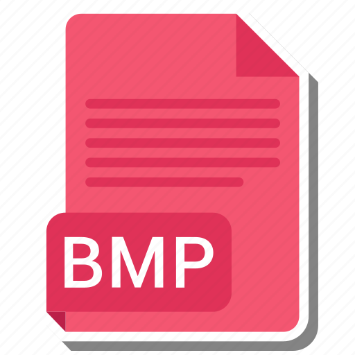 bmp, document, extension, file, folder, format, paper icon