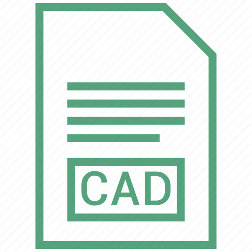 cad, document, file, filetype icon
