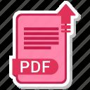 document, file, format, pdf