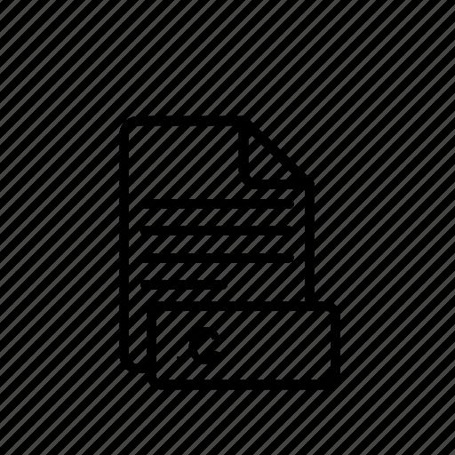 c, data, file, folder, programming icon