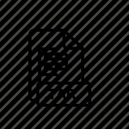 image, product, tar, text, type, unix icon