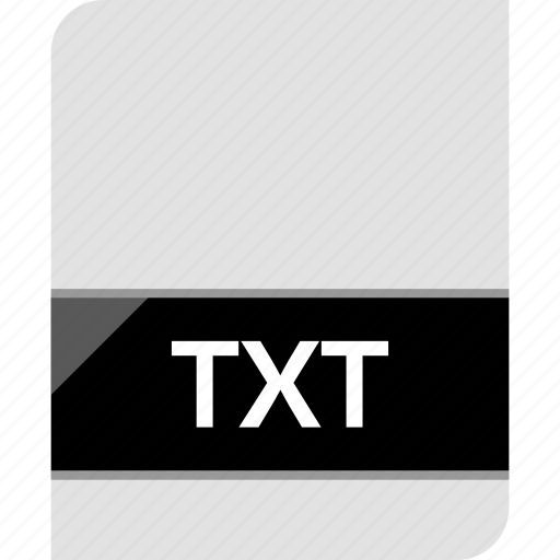 extension, file, name, text icon