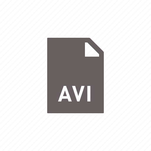 avi, file icon