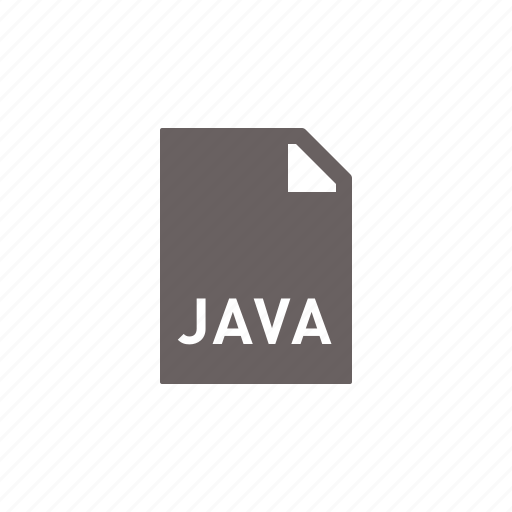 file, java icon