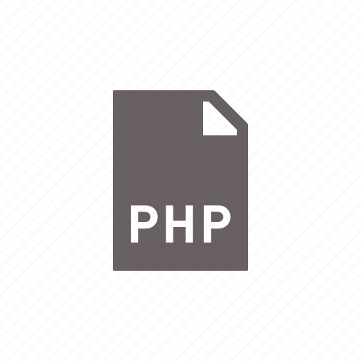 code, file, php, programming icon