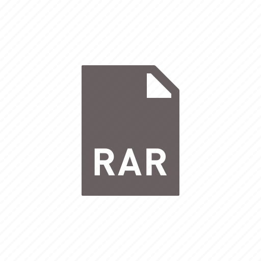 archive, file, rar icon